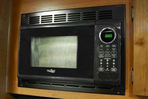 Off-Grid Power Pkg - Microwave (All Models)
