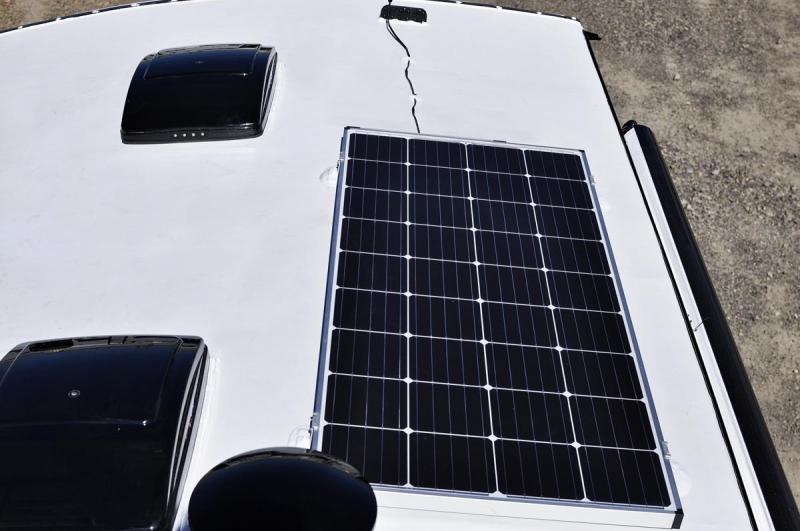 Off Grid Solar Pkg (1) 170 Watt Panel