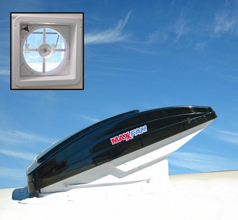 Maxx Air Vent Fans (Bed, Bath, Kitchen)