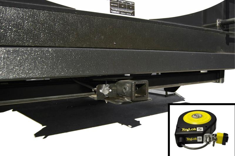 Tork Lift 3000LB Towing Hitch with Toy Lok