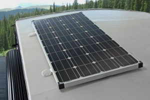 Off Grid Solar Pkg - 1 or 2  160 Watt Panels (All Models)