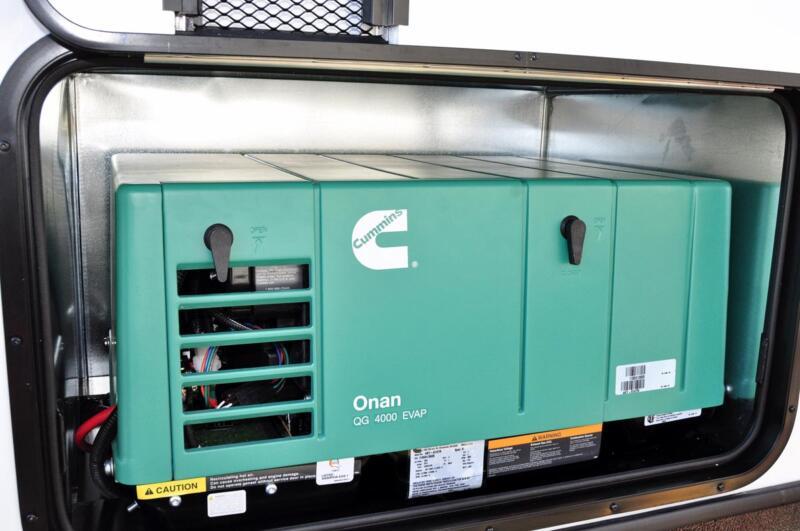 Standard 4K Gas Cummins Onan On Board Generator
