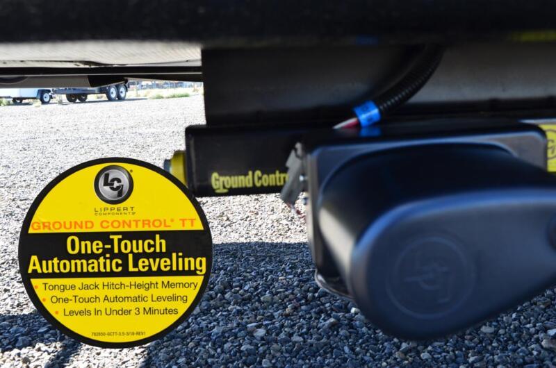 Ground Control TT Auto Leveling