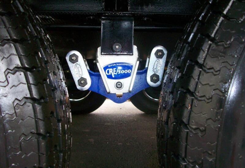 MorRyde CRE 3000 Suspension