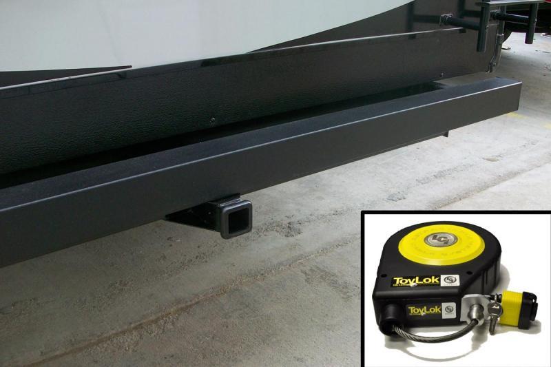 Mountain Storage System (2 inch Receiver Hitch & Toy Lok