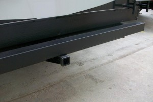 Mountain Storage System - 2 inch Receiver Hitch (Mid and Full Profile)